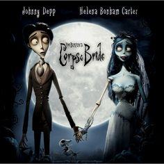 Love Tim Burton movies. Corpse Bride(:
