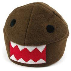 Domo-kun Plush Hat