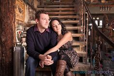 Nelson's Landing - Jennifer and William's engagement photography session - Las Vegas Event and Wedding Photographer
