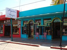 Pepita's Magic of the Moon on Madero Street in downtown Cabo San Lucas.