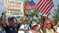 Going global: Expanding reach of the Tea Party