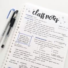 Michelle ✧ - Study and School motivation - Dicas Class Notes, School Notes, I School, School Stress, Cute Notes, Pretty Notes, Bullet Journal Notes, Bullet Journal Ideas Pages, School Organization Notes
