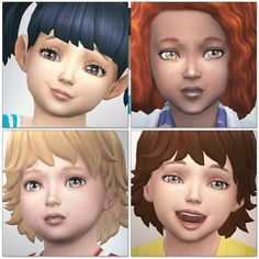 The sims 4 skin, sims 4 cc makeup, sims four, sims Toddler Makeup, Kids Makeup, Sims 4 Cc Eyes, Sims Cc, Sims 4 Mods, Maxis, The Sims 4 Bebes, The Sims 4 Skin, Sims 4 Cc Kids Clothing