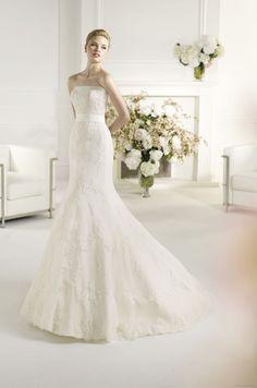 FANON | Bridal Gowns | 2013 Collection | Avenue Diagonal