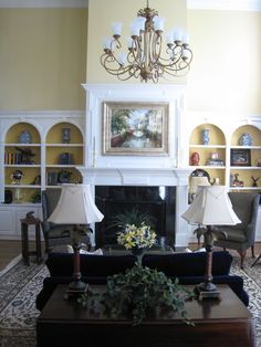 Traditional Living Room Fireplace Mantel Design, Pictures, Remodel, Decor and Ideas - page 286