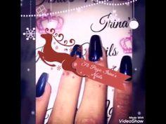 Christmas Nails(Irina's Nails)