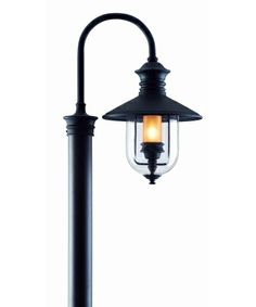 Enlighten a driveway or sidewalk with our Portsmouth Lamp Post ...