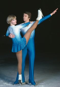 <b>To be fair, ice skater fashion is a risky business — regardless of decade.</b>