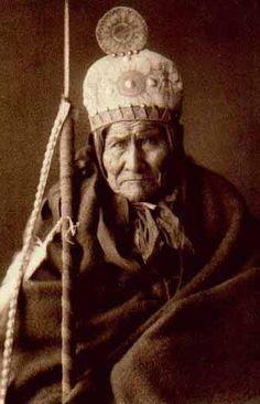 Geronimo - Chiricahua Apache - no date