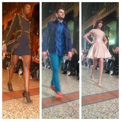 Harvey Nichols Leeds S/S13 Fashion Show