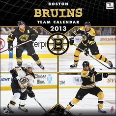 Boston Bruins 2013 Wall Calendar: With the 2013 Boston Bruins wall calendar, your favorite NHL team takes to the ice all year long. Boston Sports, Boston Red Sox, Old Sports Cars, Sport Cars, Team Calendar, Dont Poke The Bear, Ice Hockey Teams, Boston Strong, Boston Celtics