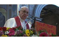 Pope Francis on Saturday paid tribute to modern day martyrs whom he said are the living blood of the Church.He was presiding over a Liturgy of the Word at the Church of St. Bartholomew on the Tiber, a shrine to the martyrs of the 20th and 21st centuries.