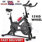 Exercise Bike Cardio Cycle Fitness Training 15 KG  WHEELGym Equipment