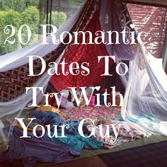 20 Romantic Dates