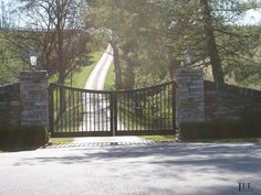 Farm entrance gate #2