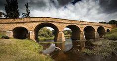 Richmond Bridge, Richmond, Tasmania, Australia Richmond Bridge, Places Ive Been, Beautiful Places, Australia, Earth, Urban, Travel, Spaces, Viajes