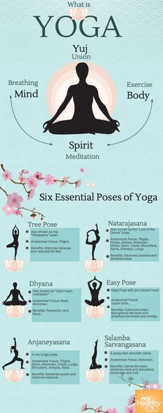 Walking into a yoga class for the first time can be an intimidating experience. Get your quick yoga vocab lesson here.