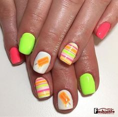 LATEST NAIL ART DESIGNS FOR SUMMER 25 PICTURES