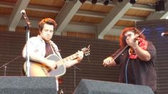 Pic from Annie...Lee DeWyze Fight