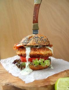 kipburger recept