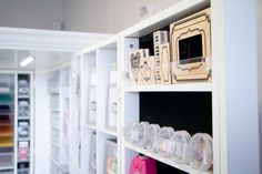 Do you like to make CARDS?! Use your Workbox 2.0 to fill your shelves with stamps!!!