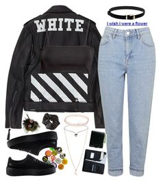 세 븐 틴 – A H Y E A H by alicehite on Polyvore featuring polyvore, fashion, style, H&M, Topshop, Royce Leather, Miss Selfridge, Minor Obsessions, Puma, clothing, blackboots, KylieJenner and cl
