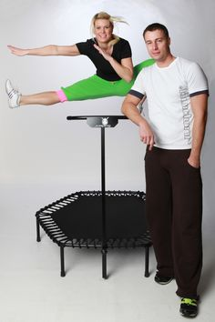 Jumping Fitness Jana and Tomas Wellness Fitness, Health, Salud, Health Care, Healthy