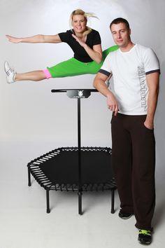Jumping Fitness Jana and Tomas