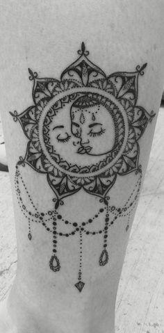 Bohemian tattoo ☮