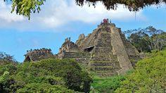 Zona Arqueológica Toniná, San Cristóbal de las Casas