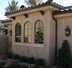 exterior window frame | Stucco Trims add architectural class to ...