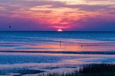 Port St Joe, Port St Joe, Florida - Amazing sunsets in this small...