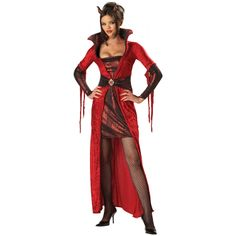 Adult Seductive Devil Costume  £36.25 : Direct 2 U Fancy Dress Superstore. Fancy Dress, Party Themes & Accessories For The Whole Family. http://direct2ufancydress.com/adult-seductive-devil-costume-p-5816.html