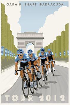 Garmin Barracuda | Tour de France 2012