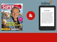 """eBook-Reader: Tolino Shine 2 mit Abo für zusammen 99 Euro http://www.discountfan.de/artikel/technik_und_haushalt/ebook-reader-tolino-shine-2-mit-abo-fuer-zusammen-99-euro.php In Online-Shops ist der eBook-Reader """"Tolino Shine 2″ erst ab 119 Euro mit Versand zu haben, in Kombination mit einem Superillu-Abo gibt es ihn jetzt für 99 Euro. eBook-Reader: Tolino Shine 2 mit Abo für zusammen 99 Euro (Bild: Verlag) Der Tolino Shine 2 mit Superillu-Abo für zu... #Eb"""