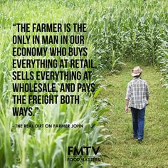Have you seen the film 'The Real Dirt On Farmer John'?  Watch instantly on FMTV: https://www.fmtv.com/watch/the-real-dirt-on-farmer-john