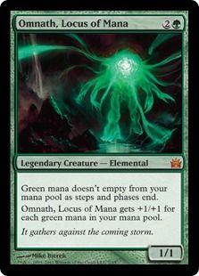 Omnath, Locus of Mana (From the Vault: Legends)