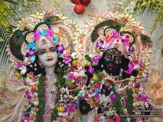 My Beauties Krishna-Balaram Iskcon Vrindavan, My Beauty, Deities, Krishna, Wallpaper, Art, Bonito, Wallpaper Desktop, Art Background