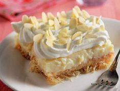 Greek Sweets, Greek Desserts, Greek Recipes, Just Desserts, Low Calorie Cake, Food Network Recipes, Cooking Recipes, The Kitchen Food Network, Cake Recipes