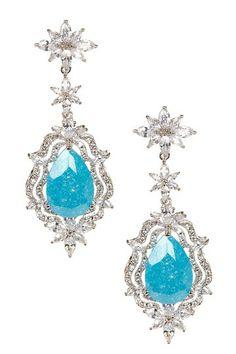 Opal Earrings by Meghan Fabulous on @HauteLook