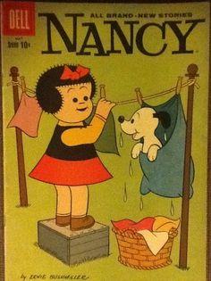 Nancy Comic No. 166