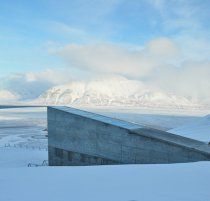 Svalbard Global Seed Vault | Global Crop Diversity Trust: Built deep inside a mountain on a remote island between Norway and the North Pole, the Vault is a state-of-the-art facility for storing 'back ups' of all seed samples from the world's food supply to secure for centuries, millions of seeds representing every important crop variety.... #Seed_Vault #Global_Seed_Vault #Sustainability #Crops #Agriculture