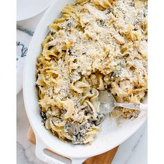 Digging into comfort food this time of year. Chicken Mushroom and Corn Tetrazzini is a creamy way to…