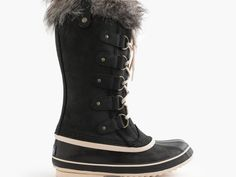 The best way to care for your Sorel boots is to gently wipe them with a damp and clean cloth. Learn what else you can do to keep your winter boots clean. http://www.bustle.com/articles/123430-how-to-clean-sorel-boots-the-right-way-so-they-last-for-years-to-come