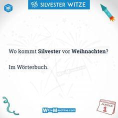 Silvesterwitze - Neujahrswitze - Lustig - Unlustig - Verjährt