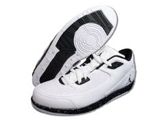 buy online 82a87 f77c6 Nike Jordan After Game White Black Men s Shoes 428825 103 on Sale