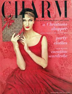 Charm 1954 The Magazine for Women who Work