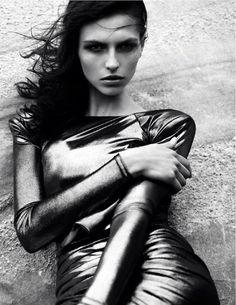 Karlina Caune by Jacob Sutton for Numero August 2012 2