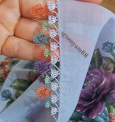 Thread Art, Needle And Thread, Ikkat Dresses, Baby Knitting Patterns, Floral Tie, Diy And Crafts, Bling, Diamond, Jewelry