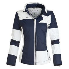Wind- and waterresistant Gaastra jacket voor ladies. Only € 169,95. Buy at Waterborg!
